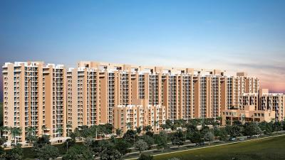 Gallery Cover Image of 450 Sq.ft 1 BHK Apartment for buy in MVN Athens Sohna, Sector 77 for 1350000