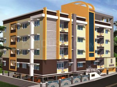 Gallery Cover Image of 1185 Sq.ft 3 BHK Apartment for buy in Shravanthi Alpyne, Kumaraswamy Layout for 5400000