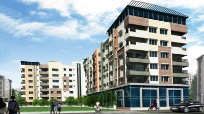 Gallery Cover Image of 1400 Sq.ft 3 BHK Apartment for buy in Shree Krishna Nirmala Vatika Residency, Dakshindari for 13600000