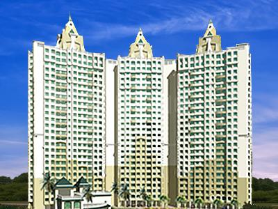 Gallery Cover Image of 850 Sq.ft 2 BHK Apartment for buy in DSS Mahavir Universe, Bhandup West for 16800000