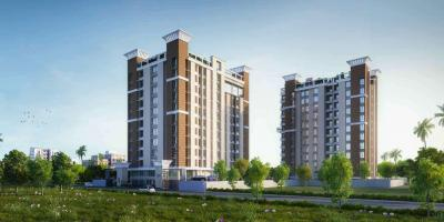 Gallery Cover Image of 624 Sq.ft 2 BHK Apartment for buy in Merlin Next, Behala for 3700000