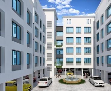 Gallery Cover Image of 550 Sq.ft 1 BHK Apartment for rent in Pote Aalaya, Vihighar for 9000