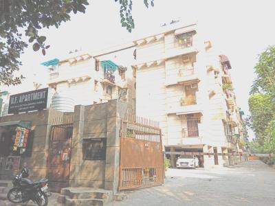 Gallery Cover Image of 1650 Sq.ft 3 BHK Apartment for rent in United Friends, Sector 6 Dwarka for 27000