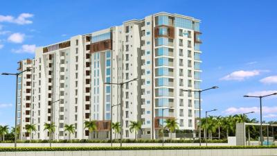 Gallery Cover Image of 1059 Sq.ft 2 BHK Apartment for buy in Agni Pelican Heights, Chromepet for 5824500
