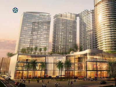 Gallery Cover Image of 2105 Sq.ft 3 BHK Apartment for rent in Supertech Supernova, Sector 94 for 36000