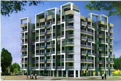 Gallery Cover Image of 333 Sq.ft 1 BHK Apartment for buy in Avadhut Sai Vallabh A wing, Titwala for 555555
