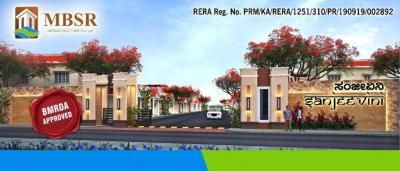 Residential Lands for Sale in MBSR Sanjeevini