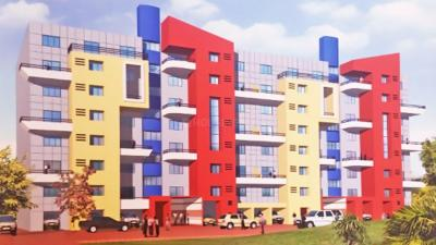 Gallery Cover Image of 1180 Sq.ft 2 BHK Apartment for rent in Daffodils, Mohammed Wadi for 25000