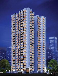 Gallery Cover Image of 650 Sq.ft 1 BHK Apartment for rent in Teenmurty Summit, Borivali East for 24000