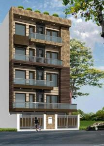 Gallery Cover Image of 500 Sq.ft 1 BHK Independent Floor for rent in AGS Homes, Uttam Nagar for 11500