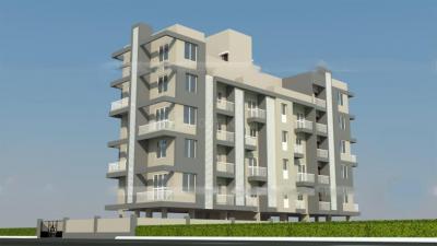 Gallery Cover Image of 648 Sq.ft 1 BHK Apartment for buy in Shivam Shivam Ridhima, Wakad for 3600000