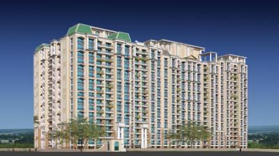 Gallery Cover Image of 1230 Sq.ft 2 BHK Apartment for buy in Shipra Neo, Shipra Suncity for 5300000