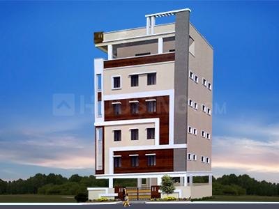 Gallery Cover Image of 450 Sq.ft 1 BHK Apartment for rent in Maestro Sunder Apartment, Aya Nagar for 8000