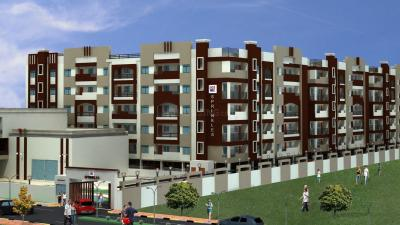 Gallery Cover Image of 1270 Sq.ft 3 BHK Apartment for rent in Sprinkles, Chikkakannalli for 21000