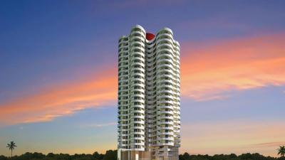 Gallery Cover Image of 700 Sq.ft 2 BHK Apartment for rent in Marathon Monte Vista, Mulund West for 40000