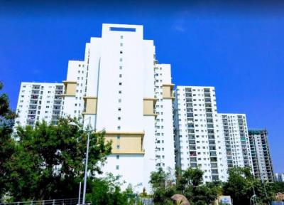 Gallery Cover Image of 1180 Sq.ft 2 BHK Apartment for rent in Incor PBEL City, Peeramcheru for 27000