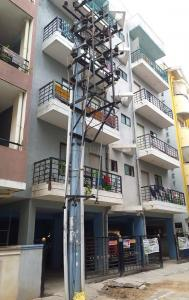 Gallery Cover Image of 1060 Sq.ft 2 BHK Apartment for rent in Moham Apartment, Arakere for 15000