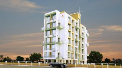 Gallery Cover Image of 1000 Sq.ft 3 BHK Apartment for buy in Sadguru Pankaj Garden, Panvel for 10000000