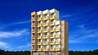 Gallery Cover Image of 300 Sq.ft 1 RK Independent House for rent in Virat Galaxy, Ambivli for 3500