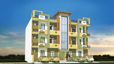 Gallery Cover Image of 1018 Sq.ft 3 BHK Villa for buy in Shri Govindam Residency, Tonk Phatak for 4370000