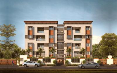 Gallery Cover Image of 1232 Sq.ft 2 BHK Apartment for buy in Adroit House of Ambal, Nungambakkam for 19096000