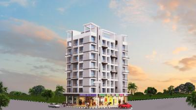 Gallery Cover Image of 650 Sq.ft 1 BHK Apartment for rent in Shubh Enclave, Taloje for 7000