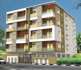 Gallery Cover Image of 1370 Sq.ft 3 BHK Apartment for buy in Opera Epitome, 5th Phase for 7500000