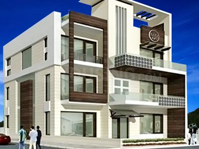 Gallery Cover Image of 1450 Sq.ft 3 BHK Apartment for buy in Jamia Homes 1, Jamia Nagar for 4500000