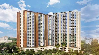 Gallery Cover Image of 685 Sq.ft 1 BHK Apartment for buy in Duville Riverdale Heights, Kharadi for 5900000