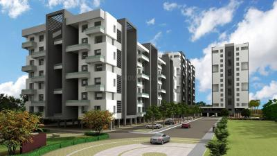 Gallery Cover Image of 989 Sq.ft 2 BHK Apartment for rent in Sai Ambience, Pimple Saudagar for 17500