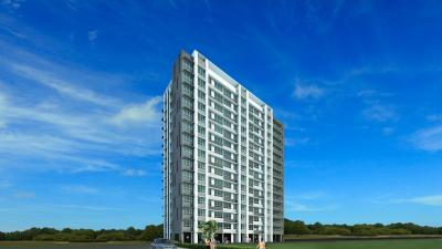 Gallery Cover Image of 710 Sq.ft 1 BHK Apartment for rent in Omkar Meridia, Kurla West for 30000