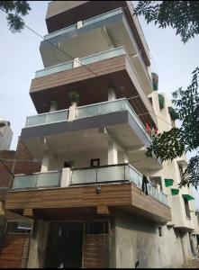 Gallery Cover Image of 950 Sq.ft 3 BHK Independent Floor for rent in Jas Buildtech Floors, Mahavir Enclave for 18000