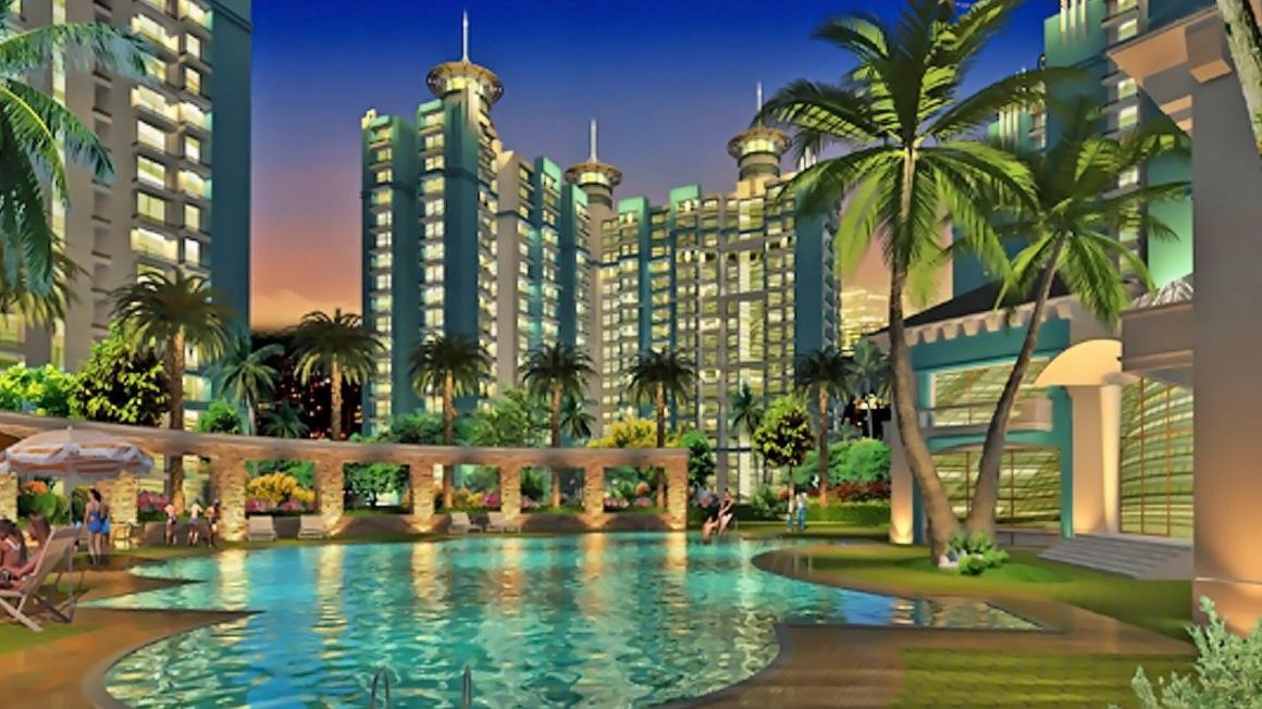 1350 Sqft 3 Bhk Apartment For Sale In Gardenia Glory Sector 46