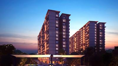Gallery Cover Image of 1210 Sq.ft 2 BHK Apartment for rent in Goyal Orchid Lakeview, Bellandur for 30000