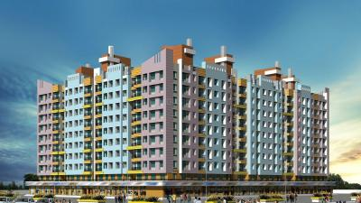Gallery Cover Image of 585 Sq.ft 1 BHK Apartment for rent in Sai Rydam Blue Berry, Nalasopara West for 6500