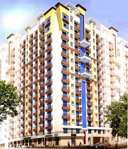 Gallery Cover Image of 650 Sq.ft 2 BHK Apartment for buy in CD Height, Nalasopara East for 6000000