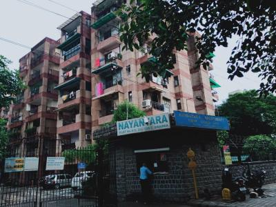 Gallery Cover Image of 1750 Sq.ft 4 BHK Apartment for rent in Nayantara Apartments, Sector 7 Dwarka for 33000