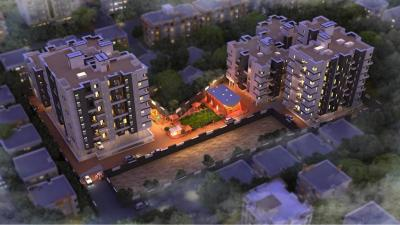 Gallery Cover Image of 740 Sq.ft 1 BHK Apartment for buy in Kutumb, Ambegaon Budruk for 3400000