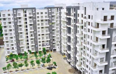 Gallery Cover Image of 670 Sq.ft 1 BHK Independent Floor for buy in Ceratec City, Yewalewadi for 3000000