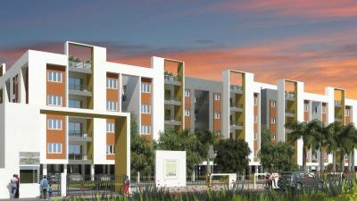 Gallery Cover Image of 584 Sq.ft 1 BHK Apartment for buy in Casagrand Aldea, Thoraipakkam for 4500000
