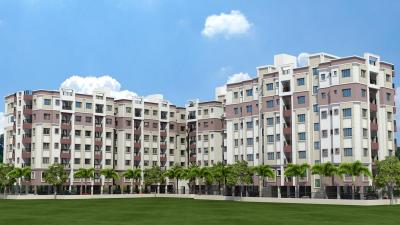 Gallery Cover Image of 1174 Sq.ft 3 BHK Apartment for buy in Loharuka Green Oasis, Kaikhali for 10000000