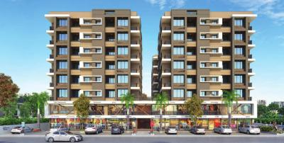 Gallery Cover Image of 1200 Sq.ft 2 BHK Apartment for rent in Nirman Kesar Orchid, Nava Naroda for 8000