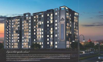 Gallery Cover Image of 640 Sq.ft 1 BHK Apartment for buy in Vardhman Sampada, Lalarpura for 2100000