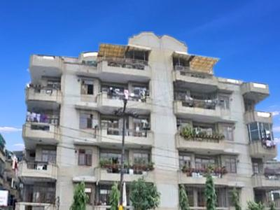 Gallery Cover Image of 900 Sq.ft 2 BHK Independent Floor for buy in SVP Park View Apartments, Nehru Nagar for 3500000