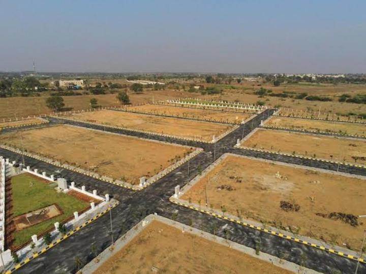 Gallery Cover Pic of Sameera Chengai Crown City Phase 2