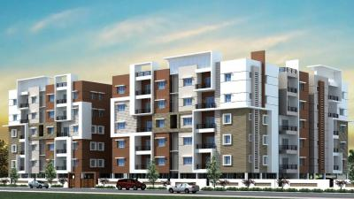 Gallery Cover Image of 1970 Sq.ft 3 BHK Apartment for rent in Green Meadows, Vanasthalipuram for 25000