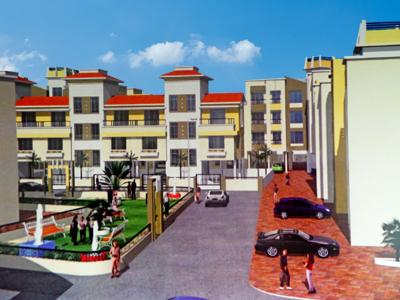 Gallery Cover Pic of Morya Manomay Heights