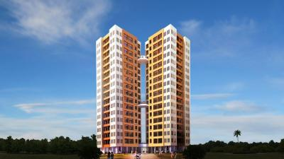 Gallery Cover Image of 1140 Sq.ft 3 BHK Apartment for buy in Space Ashley Tower, Mira Road East for 13000000