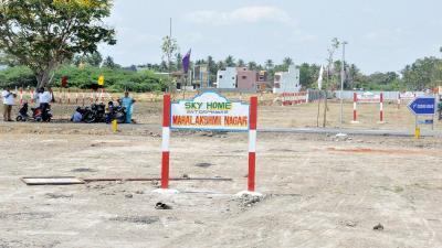 Sky Home Mahalakshmi Nagar