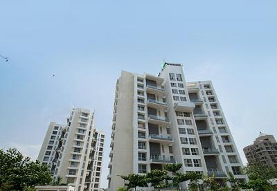 Gallery Cover Image of 1255 Sq.ft 2 BHK Apartment for buy in Marvel Azure, Hadapsar for 9800000